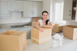 How to pack a kitchen - moving tips